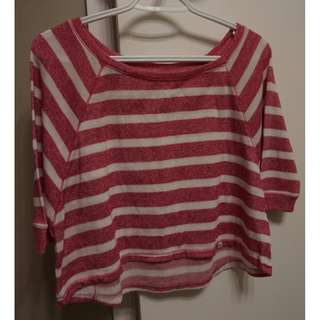 3/4 sleeve top (xs)