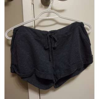 cotton shorts (xs)