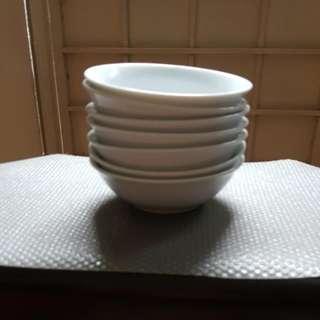 Small White Bowl X7