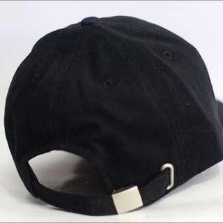 Buckle Strap Cap