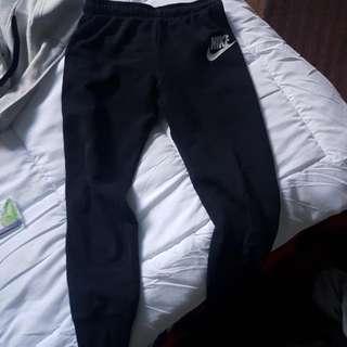 Black Nike Pants
