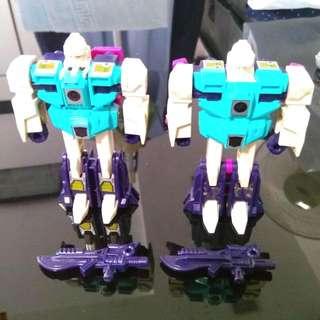 Transformers Decepticons Clone Vintage