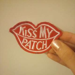(kiss my) Patch