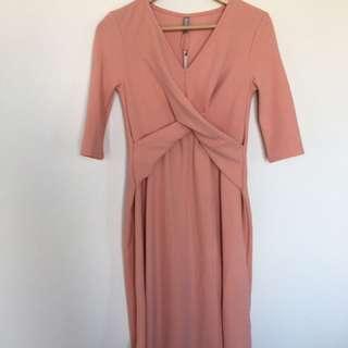 Maternity Dress - S