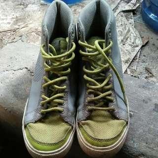Nike Blazer Grey-green