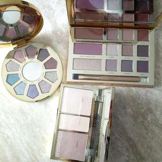 BNIB AUTHENTIC LIMITED EDITION TARTE PALLETS