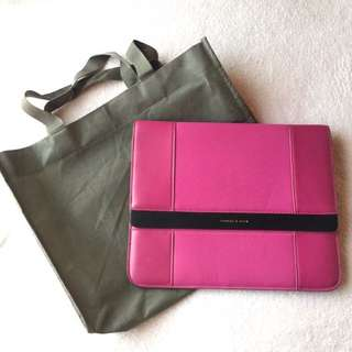 Charles & Keith Envelop Clutch
