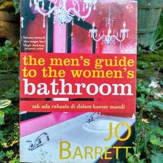 The Men's Guide To The Women's Bathroom By Jo Barrett