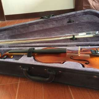 Bachendorff Violin 4/4