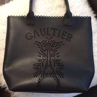 Jean Paul Gaultier X Target Black Tote Bag