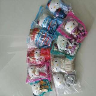 Price Reduction (5 Sets of Hello Kitty)