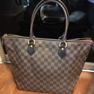 Authentic LV Saleya MM Damier
