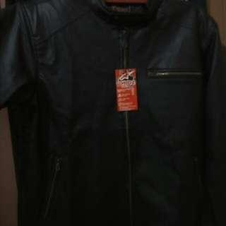 Jaket Semi Kulit AHCD2