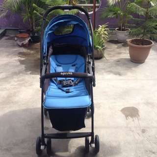 APRICA STROLLER SD-25D With Box