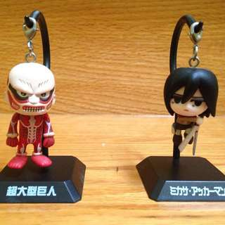 Attack On Titan - Anime Figurines