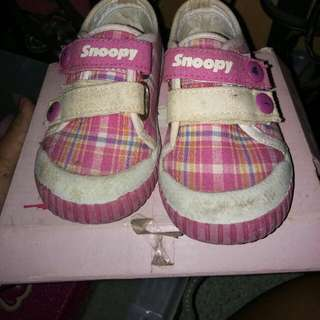 Snoopy Shoes