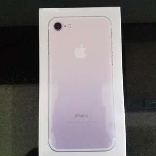 New Unopen Iphone 7