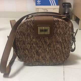 Zara Picnic Slong Bag