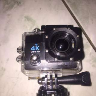 Sports Ultra HD DV Action Camera
