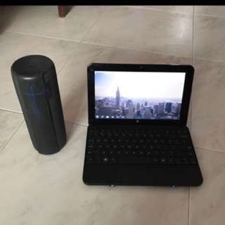 HP Mini 110 - Win7 Pro