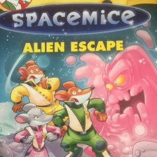 Geronimo Stilton Spacemice 1 To 2  For Sales At S$10