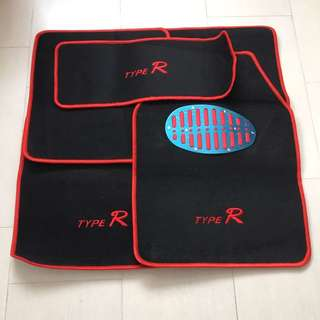 Brand New Sporty Car Mat