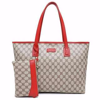 Gucci 2 in 1 Bag Set