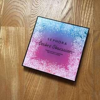 🚚 Sephora Ombre 眼影盤