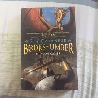 PW Catanese - The Books of Umber: Dragon Games