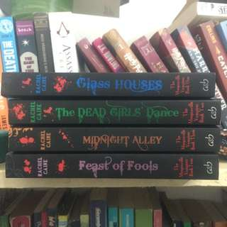 The Morganville Vampire Series by Rachel Caine