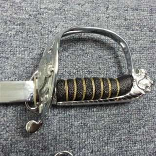 Looking To Rent Police Sword Strictly For Photoshoot Purposes
