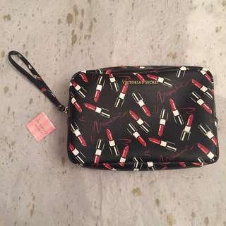Victorias Secret Rectangle Beauty Bag