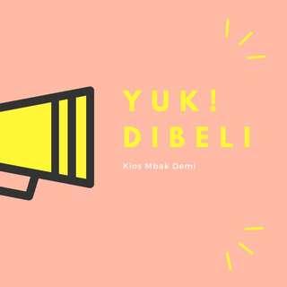 Yuk Dong Dibeli
