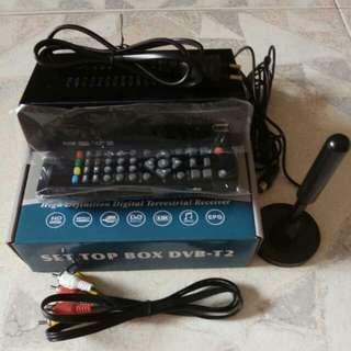 DVB-T2 TV BOX