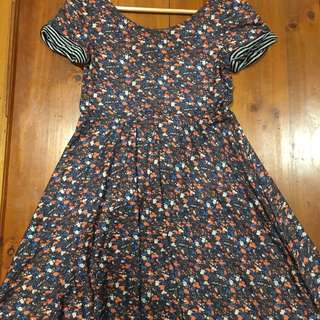 Ladakh Dress Size S