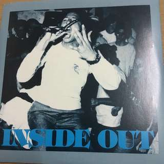 "Vinyl 7"" EP: Inside Out - No Spiritual Surrender"