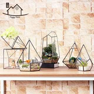 Geometrical Glass Landscape