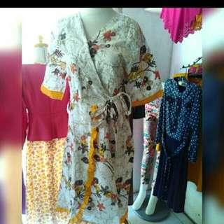 27. Batik DRESS