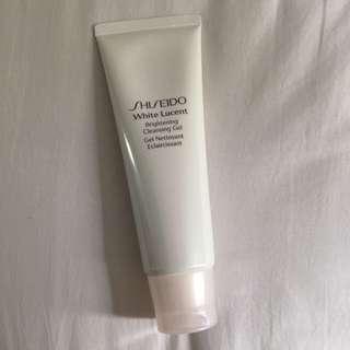 Shiseido White Lucent Cleansing Gel