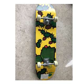 Barely Used Skateboard