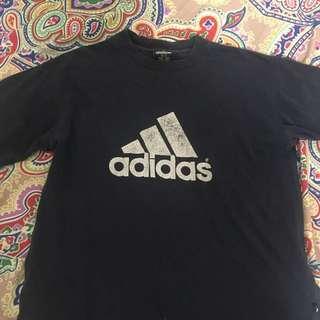 Navy Adidas Shirt