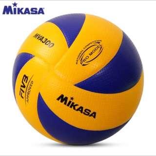 全新 Mikasa 排球 (mva 300)