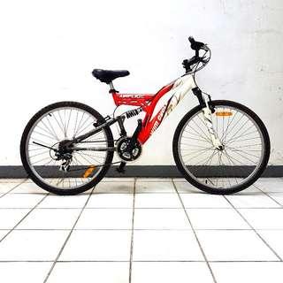 AIR FLEX 21 SPEED Wim Cycle  (Sepeda Dewasa)