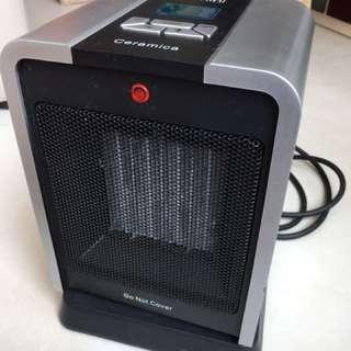 Gemini Ceramic Heater