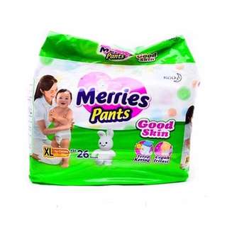 Merries Pants XL 26