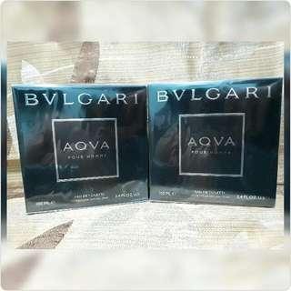 BVLGARI AQUA BLACK POUR HOMME for MEN
