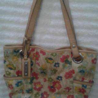 Authentic Relic Bag