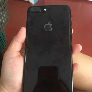 Iphone 7 Plus 128GB Jet Black RUSH