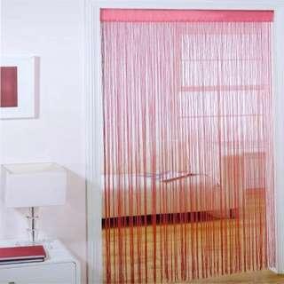 Hallway/Door Curtain