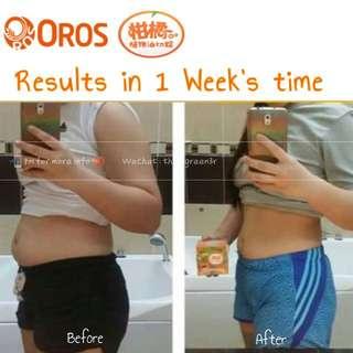 OROS Citrus Fat Blocker / Oil Eliminator